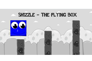Shizzle the flying Box - App
